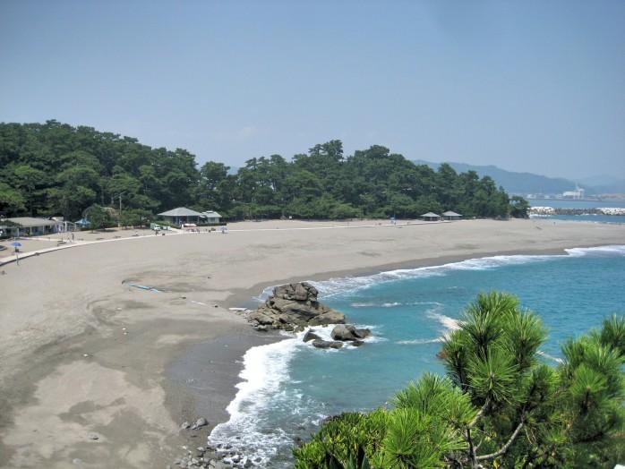 01 Katsurahama-beach