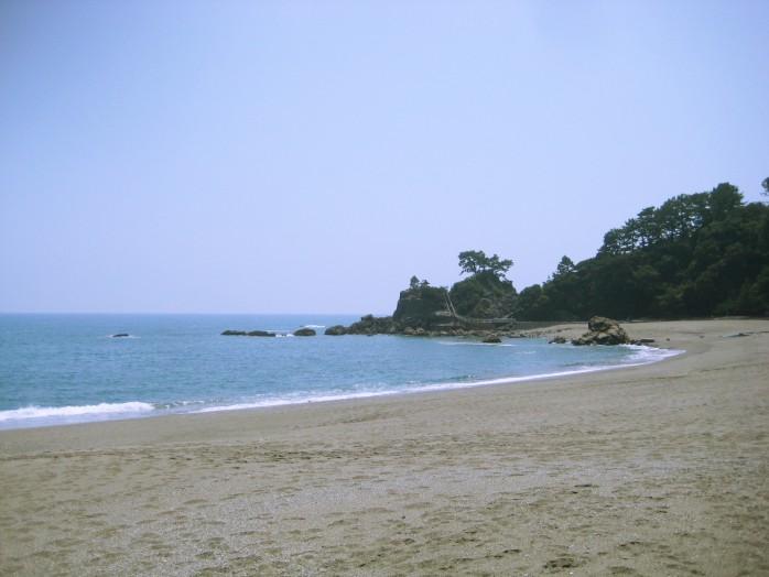 Katsurahama-beach