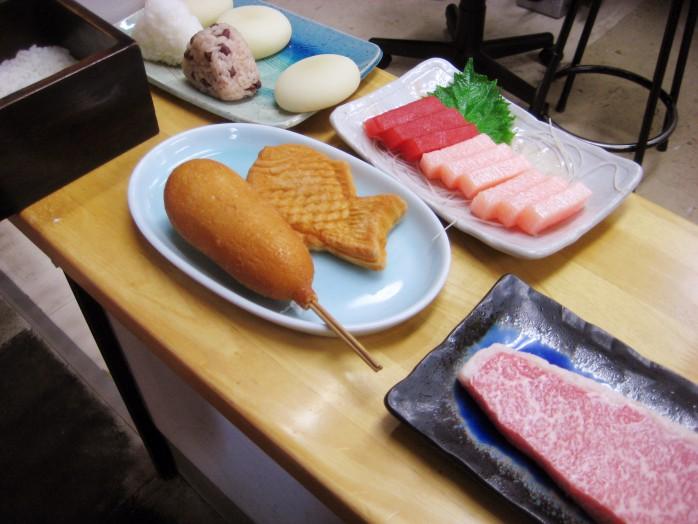 01 Gujo-Hachiman_Fake food