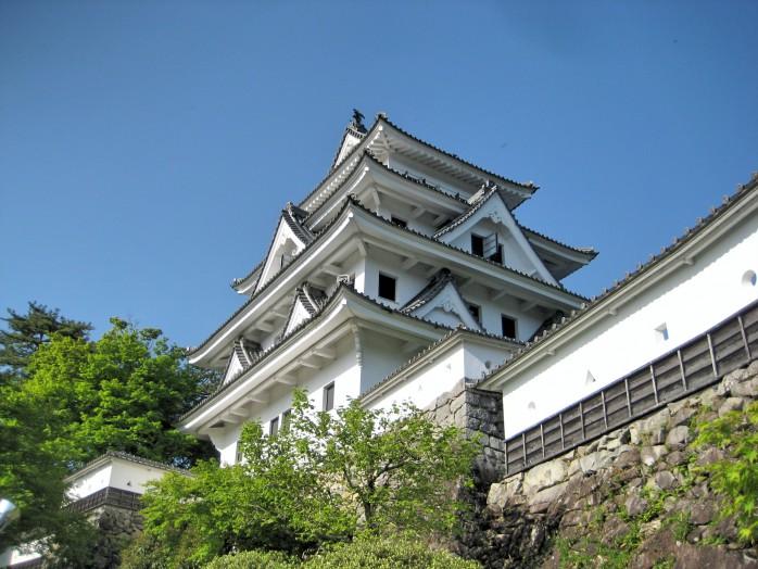 04 Gujo-Hachiman_Gujo-Hachiman castle