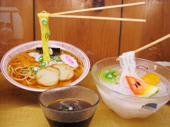 08 Gujo-Hachiman_Fake food