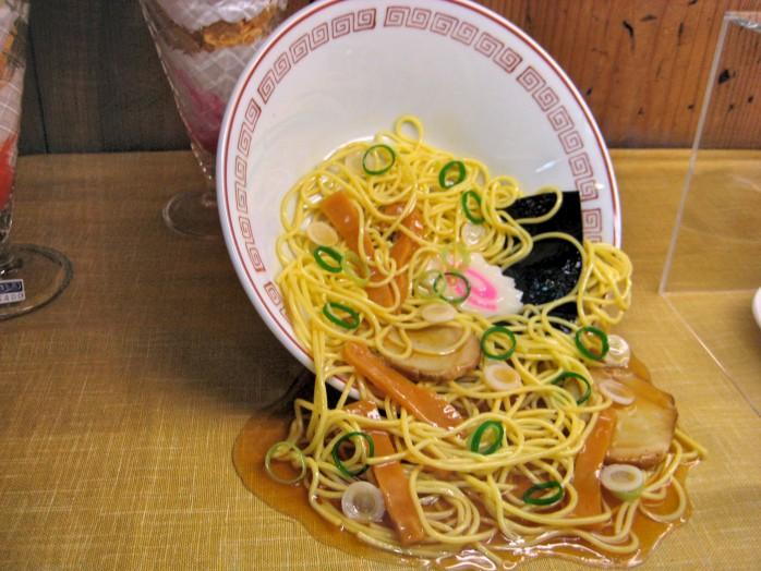 Gujo-Hachiman_Fake food