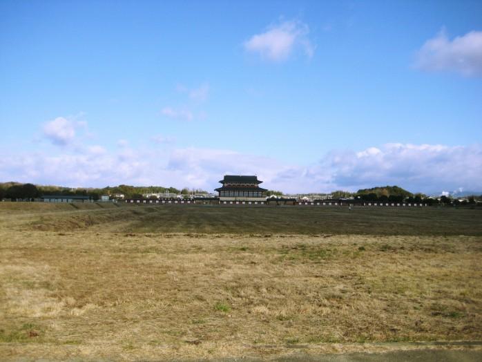 01 Heijo Palace_Daiichi Daikokuden