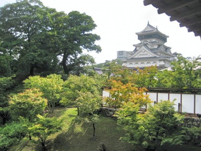 07 Kokura Castle Garden
