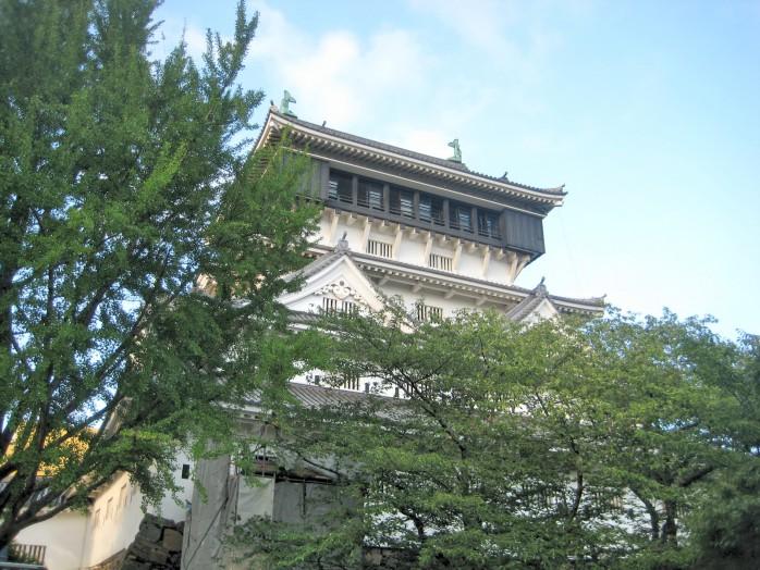 10 Kokura Castle
