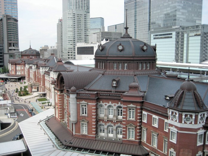 03 Tokyo Station