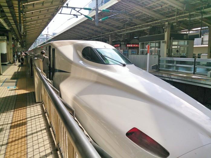 09 Tokyo Station_Shinkansen