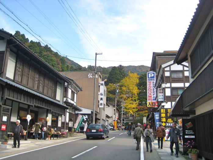 06 Temple town of Eihei-ji