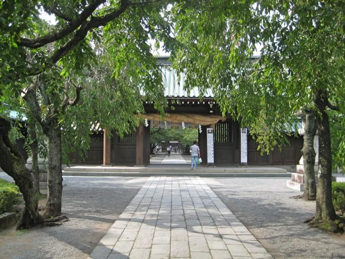 01 Mishima Taisha Shrine