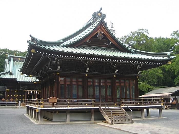 02 Mishima Taisha Shrine