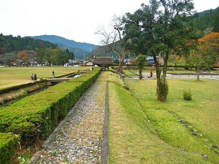 01 Ichijodani Asakura Family Historic Ruins