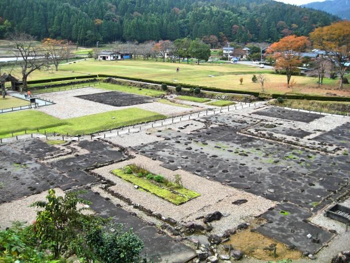 02 Ichijodani Asakura Family Historic Ruins