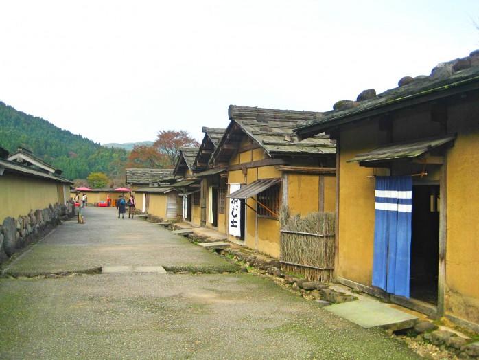 03 Ichijodani Asakura Family Historic Ruins