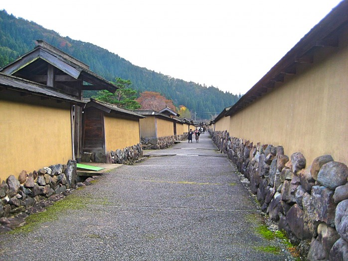 04 Ichijodani Asakura Family Historic Ruins