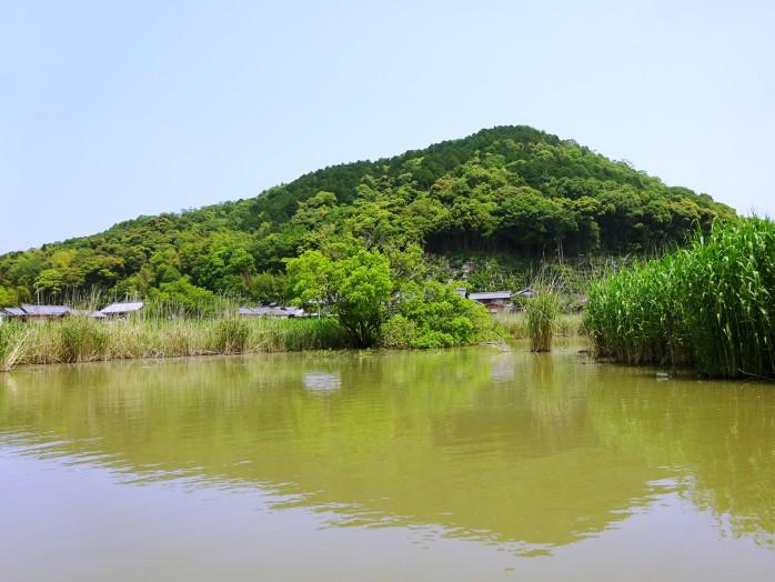 04 Lakeside district boat tour of Ohomihachiman