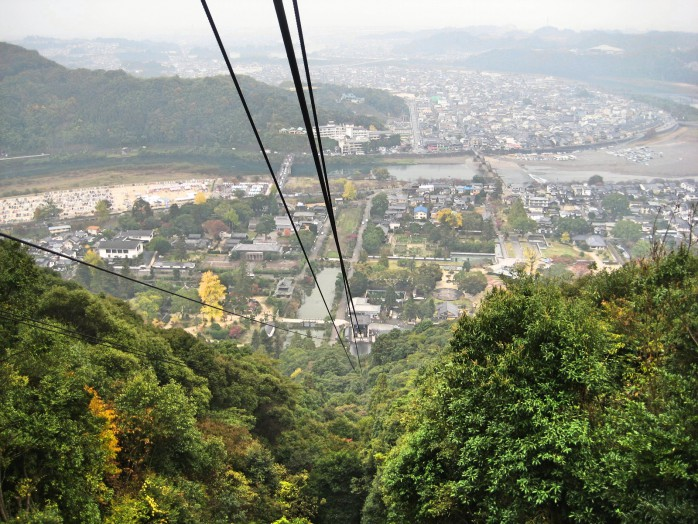 01 View from ropeway