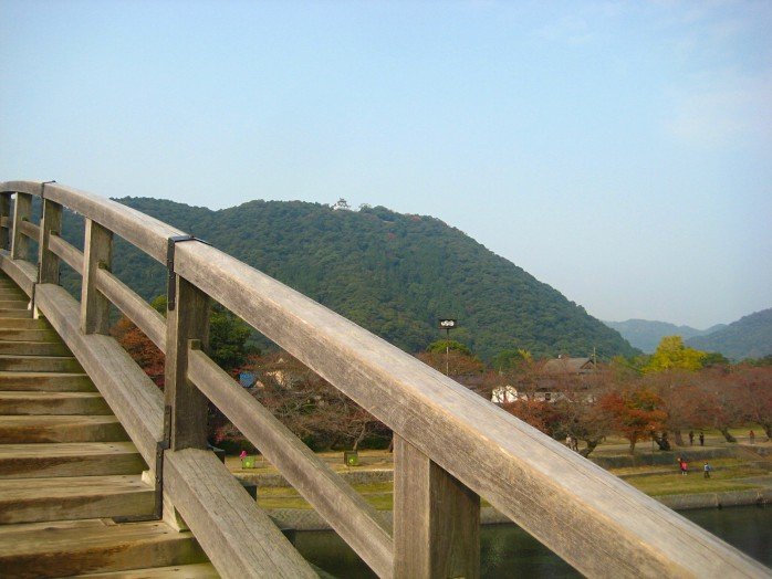 07 Kintai Bridge and Iwakuni Castle