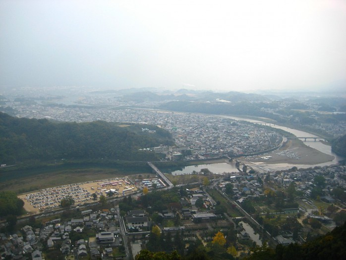 08 View from Iwakuni Castle