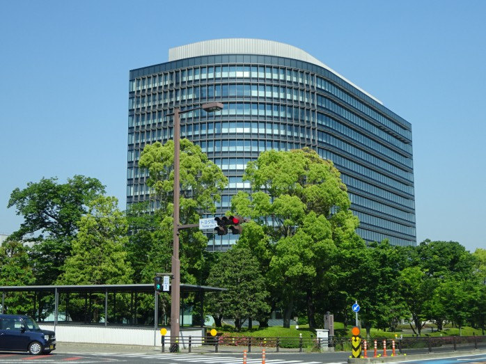 02 Head office of TOYOTA