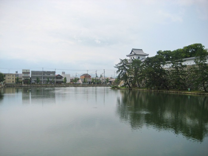 01 Moat of Imabari Castle