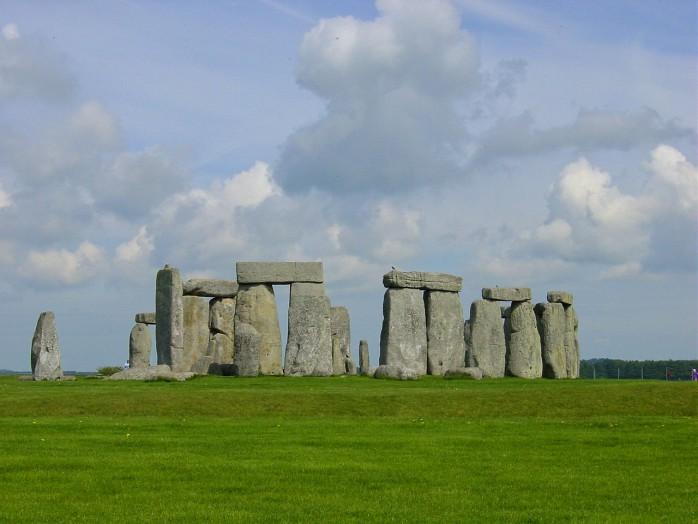10 Stonehenge