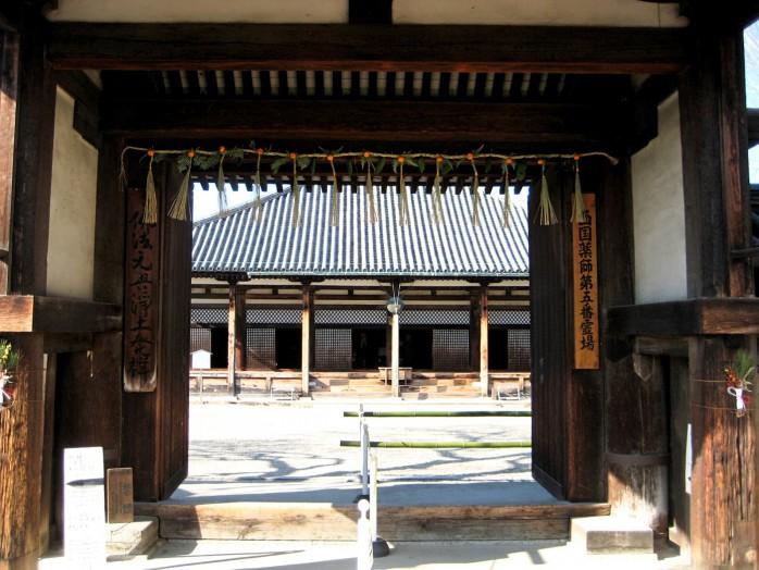 03 Ganko-ji Temple_East gate