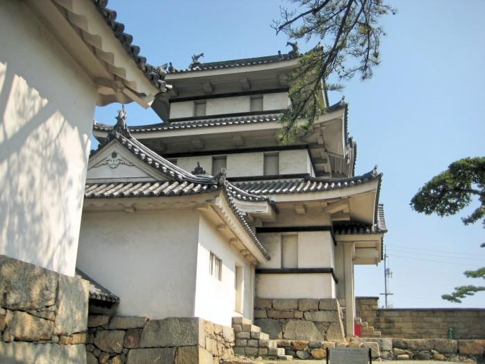05 Takamatsu Castle_Tsukimi turret