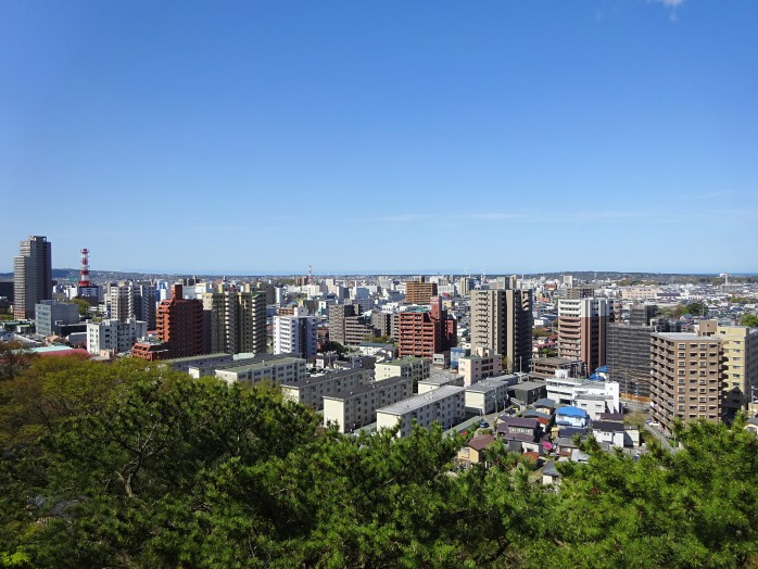 02 Urban area of Akita city