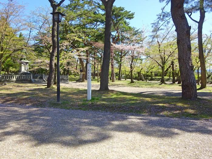 03 Senshu Park_The ruins of Kubota Castle_The ruins of the main enclosure