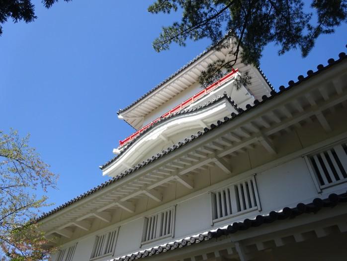04 Senshu Park_The ruins of Kubota Castle_Osumi Turret