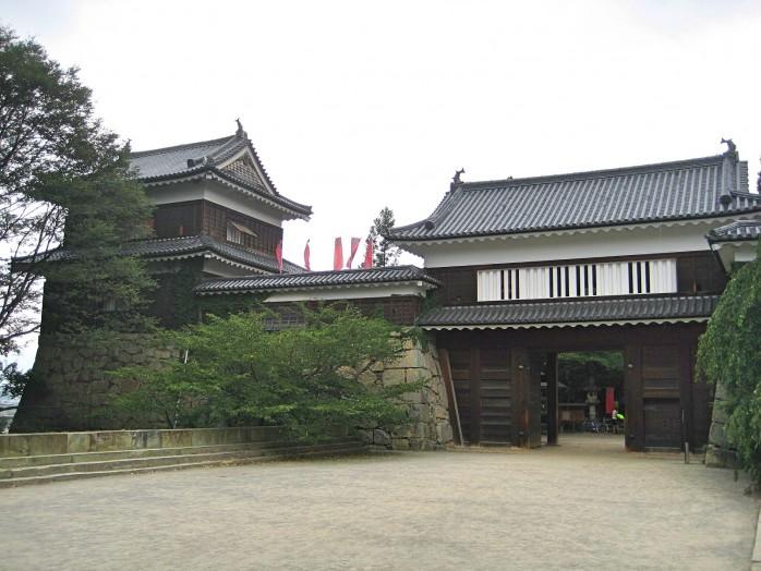 01 Ueda Castle