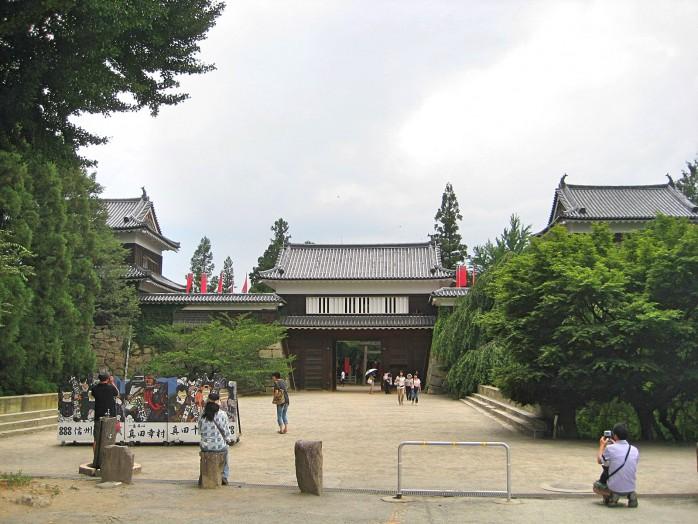 02 Ueda Castle