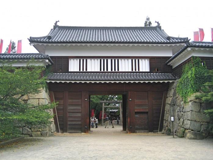 03 Ueda Castle