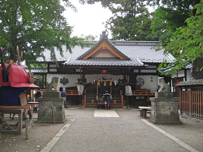 05 Sanada Shrine