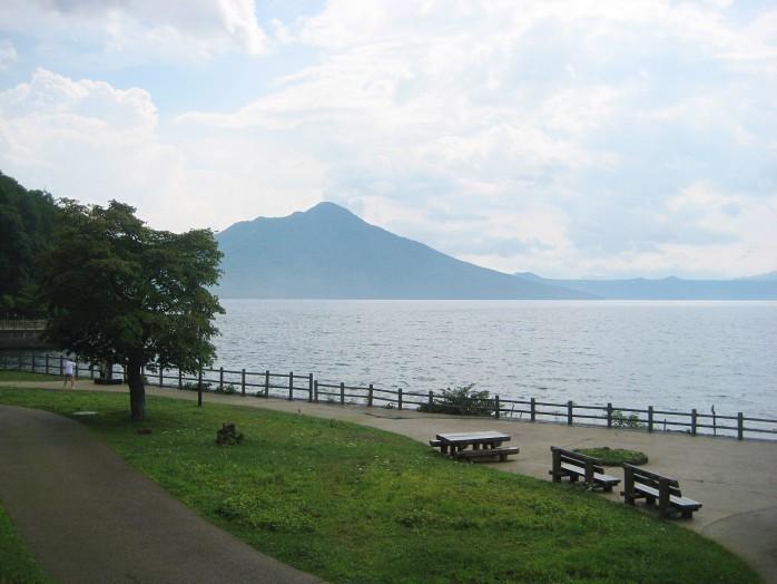 03 Lake Shikotsu