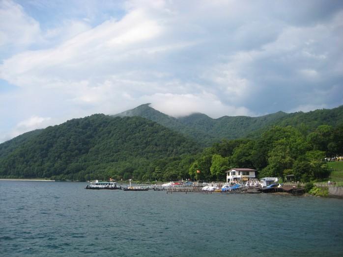 05 Lake Shikotsu