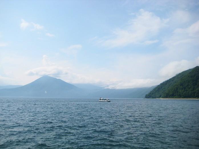 08 Lake Shikotsu