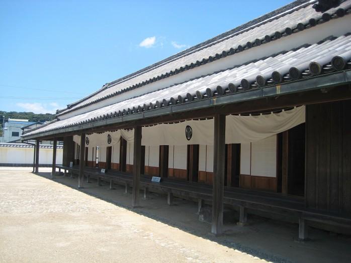 02 Arai barrier station