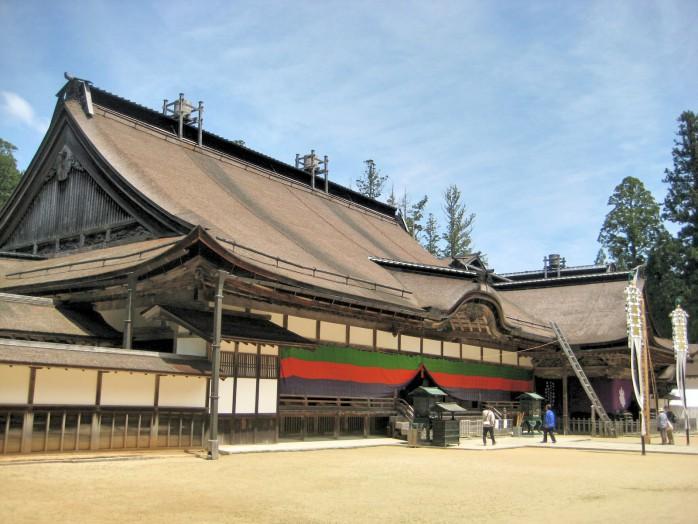 08 Koyasan_Kongobuji Temple