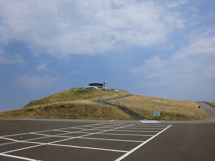 06 Revolution observation platform of Mt Kanpū